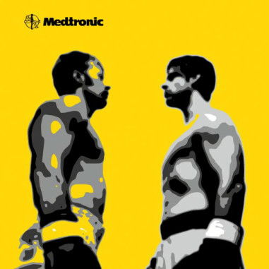Medtronic Resolute campagne detail) - design: ontwerpbureau VA