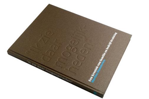 grafisch ontwerp boek Brokking. Ontwerpbureau VA - Arnhem