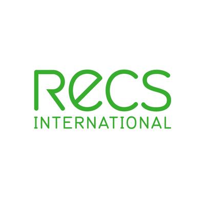 logo RECS Intternational - design: ontwerpbureau VA - Arnhem