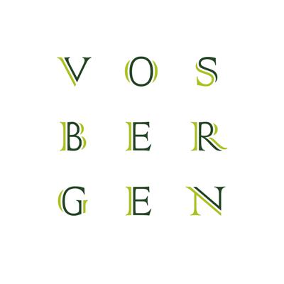 logo landgoed vosbergen - ontwerp: ontwerpbureau VA - Arnhem