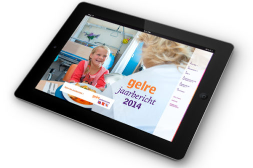 online magazine Gelre ziekenhuizen - Ontwerpbureau VA | Arnhem