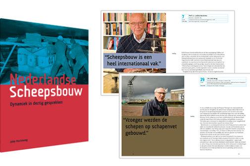 Grafische vormgeving boek boek voor Uitgeverij Boekschap - ontwerpbureau VA