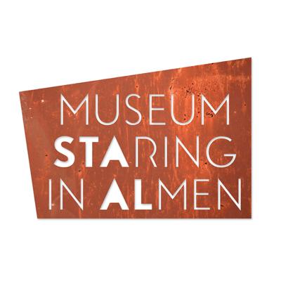 Logo Museum STAAL - ontwerp: ontwerpbureau VA - arnhem