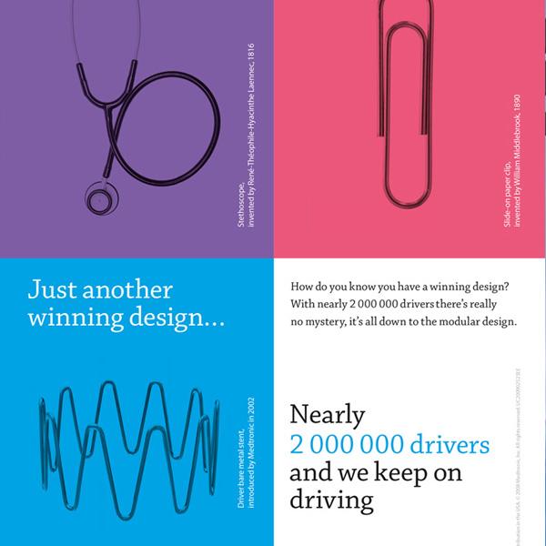 Medtronic, Driver