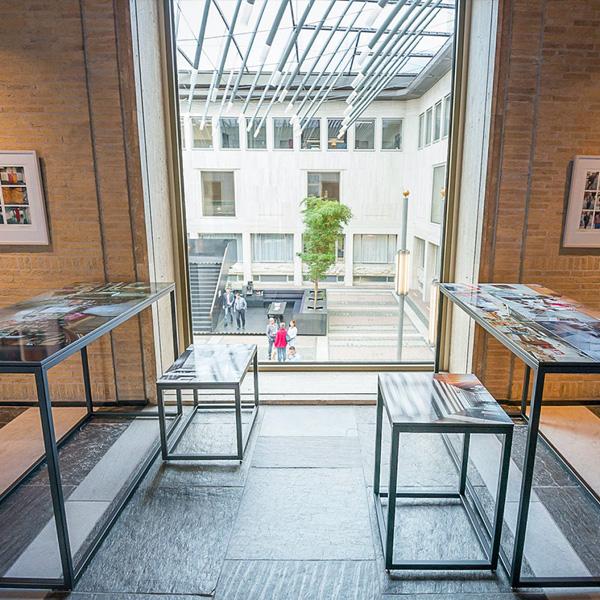 Huis der Provincie / tentoonstelling